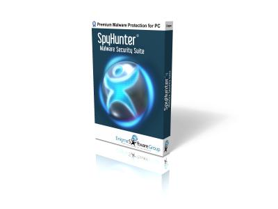 SpyHunter 4 Anti Malware Programm (Box)