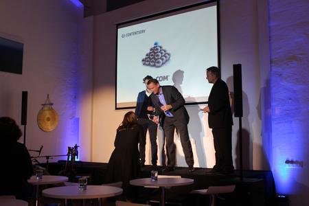 SDZeCOM wird ausgezeichnet mit dem Star Award