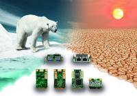 Mini PCie Karten mit erweitertem Temperaturbereich CMYK