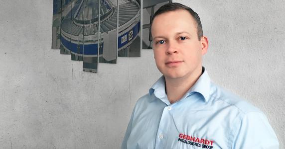 Neuer Geschäftsführer der Niederlassung Schweiz.