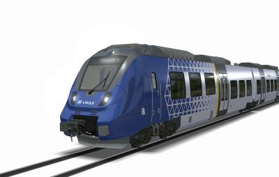 Bombardier and Vlexx Sign Contract to Provide 21 TALENT 3 Trains for Operation in Saarland, Germany