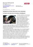 [PDF] Pressemitteilung: Stoßdämpfer und Federn überprüfen vor der Urlaubsreise