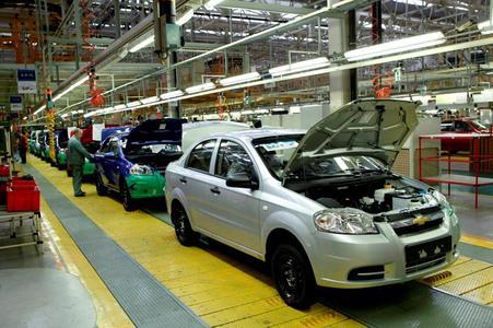 """Der Aveo ist der erste moderne Chevrolet """"made in Europe"""""""