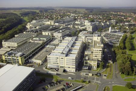 Schaeffler's headquarters in Herzogenaurach today / Images: Schaeffler