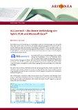 [PDF] Pressemitteilung: XLS connect – die clevere Verbindung von hybris PCM und Microsoft Excel®