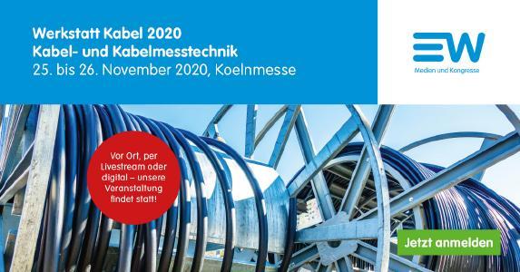 Werkstatt Kabel 2020
