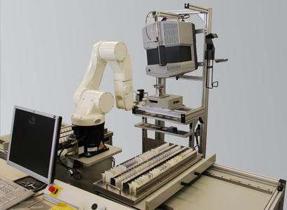 Completely automated solution for highly accurat plastics testing