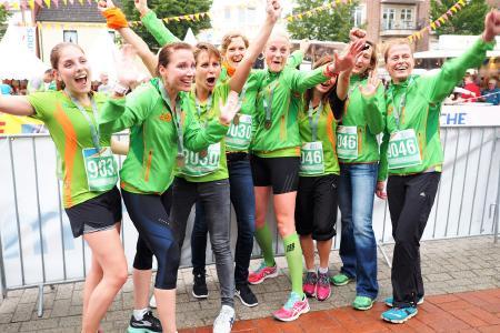 Auch für Teams bietet der Remmers Hasetal-Marathon des VfL Löningen im kommenden Jahr ein interessantes Programm / Bild: Catfun Foto