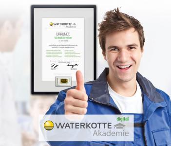 Das bewährte Schulungsprogramm der Waterkotte Akademie kann mit Live-Webinaren jetzt online genutzt werden (Bild: Waterkotte)
