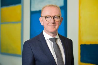 Michael Finger, Sprecher des Vorstands der technotrans SE