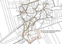 Verschneidung von kommunalen Flurstücken unter Verkehrsflächen