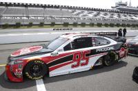 NASCAR Cup Series Team Leavine Family Racing Uses MakerBot 3D Printers to Produce Race Car Parts