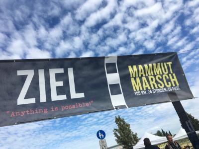 Das nächste Sportevent für das Team der BROCKHAUS AG steht fest: Mammutmarsch NRW