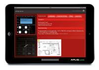 Mit Aplis lassen sich Brandschutzgrafiken digital speichern und ausdrucken sowie auf mobilen Endgeräten anzeigen.