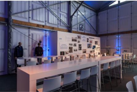 Ausstellung zu 300 Jahre Industriegeschichte der BHS Corrugated
