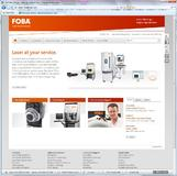 FOBA Website HOME 2012