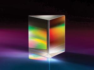 Dispersionsprismen für Ultrakurzimpulslaser