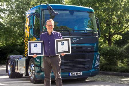 Peter Ström, Geschäftsführer von Volvo Trucks in Deutschland