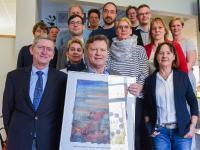Die WEDDERHOFF IT GmbH hat sich in ihrer 25-jährigen Unternehmensgeschichte von einem Ein-Mann-Betrieb zu einer Firma mit 25 Mitarbeitern und einem umfangreichen Produktportfolio entwickelt. (Foto: WEDDERHOFF)