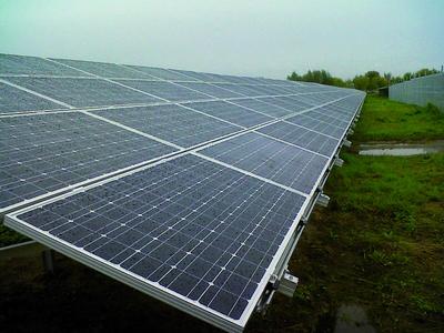 Solarpark Malchin