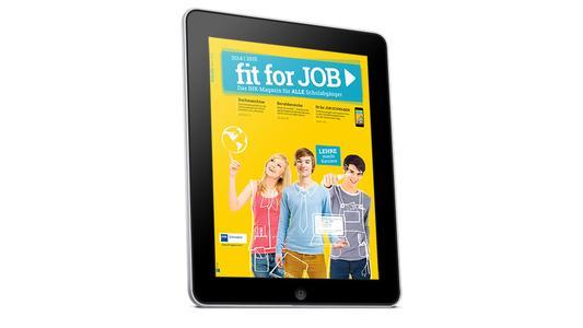 DINQX   fit for JOB   Das IHK Magazin für alle Schulabgänger