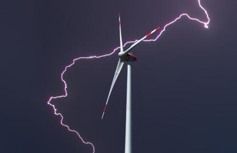 Windkraftanlagen Schadensprävention