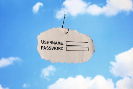 Username und Passwort - Beliebtes Diebesgut