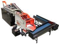 In der R 550/4600 DA werden rund 30 verschiedene Gussteile mit einem maximalen Durchmesser von 300 mm bearbeitet / Foto: Rösler Oberflächentechnik GmbH