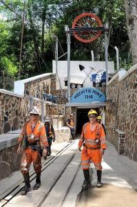Ascendats El Mochito Mine
