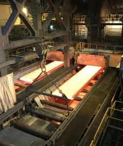 The continuous caster at ArcelorMittal Bremen has been equipped with the new HD spray technology