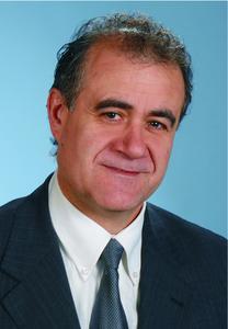 Dr. Paschalis Papagrigoriou, Geschäftsführer der Nürnberger certgate GmbH