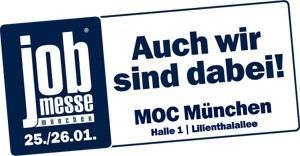 Jobmesse München - IT Lösungsanbieter COC AG ist dabei!