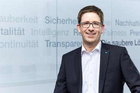 Lars Urban, Geschäftsführer MEIKO Deutschland GmbH