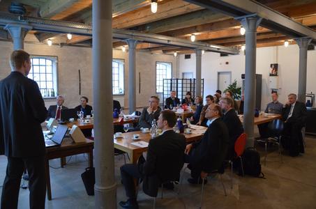 ZNES Workshopin der Walzenmühle 2013
