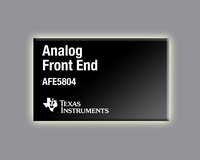 TI introduces new analog front end with best-in-class power optimization for portable ultrasound systems