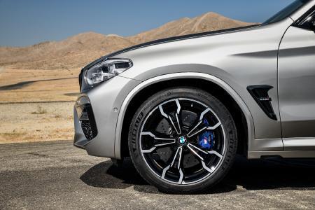 Michelin stattet die neuen BMW X3 M und X4 M Competition Modelle mit dem Michelin Pilot Sport 4 S aus