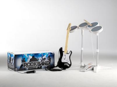RockBand Wii Set