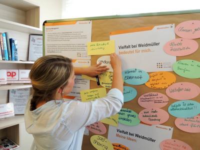 Weltweit beteiligten sich Weidmüller Kolleginnen und Kollegen am 2. Diversity Tag des Vereins Charta der Vielfalt