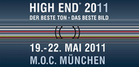 HIGH END-Messe 2011