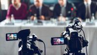 PRO-duction streamt einen Vortrag eines Vorstands