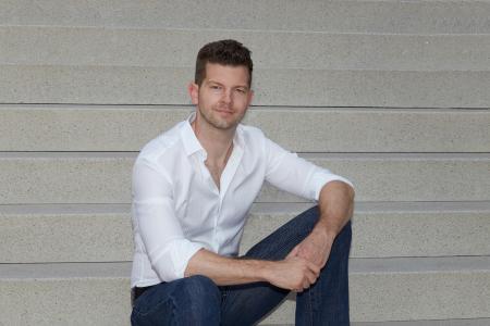 Cognigy CEO Philipp Heltewig