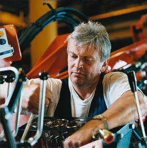 Sandvik: Blick in die Produktion von Drill-Bohrern (Bild: Sandvik)