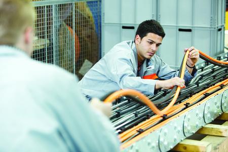 Unter dem Namen ÖLFLEX® CONNECT baut Lapp seine Aktivitäten in der Kabel-Konfektionierung aus und standardisiert alle globalen Aktivitäten inklusive Beratung für die Kunden