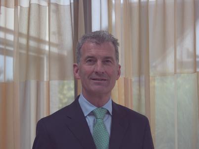 Jan van der Velden von Vanderlande Industries neuer Vorsitzender europäischer Branchenorganisation