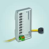 High-Performance-Switch mit robuster ix Industrial® Schnittstelle