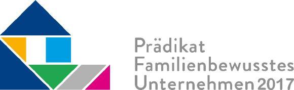 """Prädikat """"Familienbewusstes Unternehmen"""""""