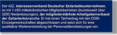 Interessenverband Deutscher Zeitarbeitsunternehmen