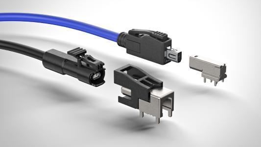 RoSPE-H-MTD Connector