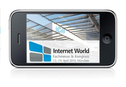 Internet World Kongress Livetreaming by TV1.EU