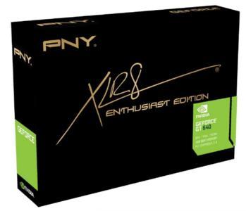 Die neue GeForce GT 640 von PNY erweckt